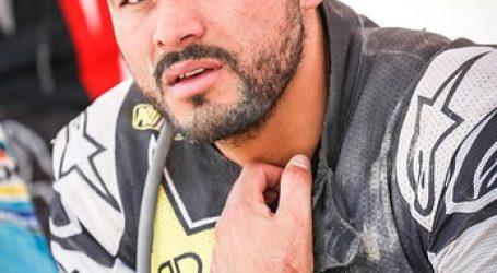 """Dakar-Pablo Quintanilla: """"Estoy contento, satisfecho, lo di todo"""""""