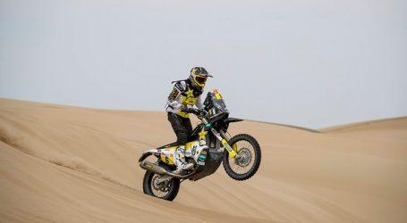 Dakar 2020: Quintanilla acabó tercero la etapa 2 y es sublíder en la general