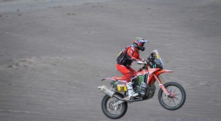 Dakar 2020: José Ignacio Cornejo terminó undécimo en la etapa 1 en motos