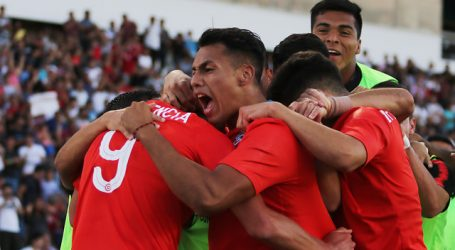 Preolímpico: La 'Roja' Sub 23 superó a Venezuela y es líder del Grupo A
