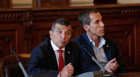 Enrique Beltrán reemplazará al suspendido intendente Felipe Guevara