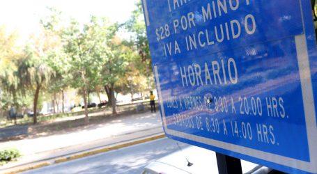 Se extiende permiso de parquímetros para Bomberos de Valparaíso