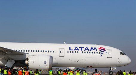 Reconocen a LATAM como el grupo de aerolíneas más puntual del mundo