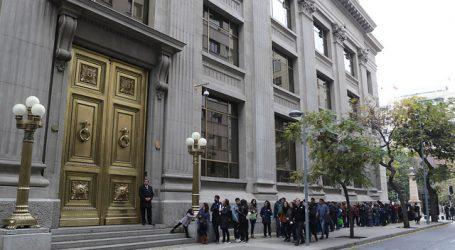 Banco Central informó que suspenderá su intervención del mercado cambiario