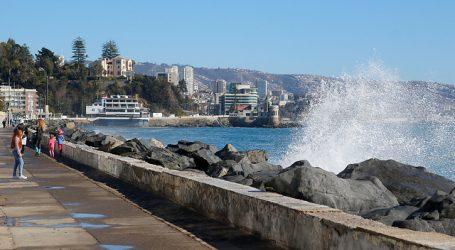 Nuevo aviso de marejadas: Se esperan olas de hasta cuatro metros