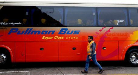 Buses interurbanos retirados de circulación se duplicaron en 2019