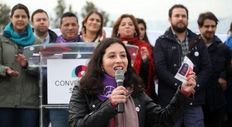 Convergencia Social presentó firmas en el Servel y se constituyó en 3 regiones