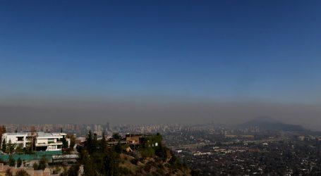 Humo de los incendios en Australia llega a Chile