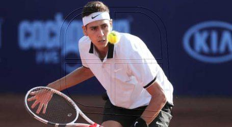 Tenis: Alejandro Tabilo debutará ante colombiano Galán en Abierto de Australia
