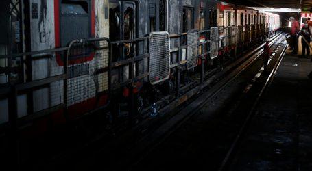 PDI detiene a dos sospechosos de incendiar estación San Pablo del Metro