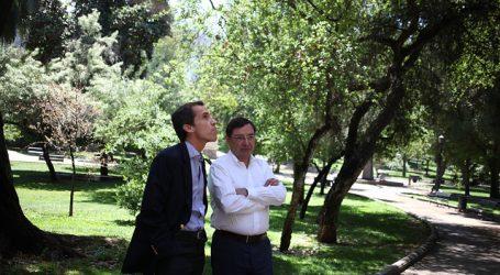 Gobierno se reúne con locatarios de Plaza Italia