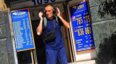El precio del dólar retomó la tendencia al alza y cerró en la línea de los $775