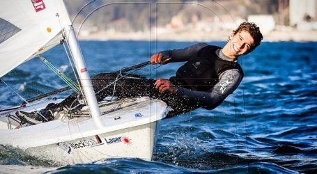 Vela-Laser: Clemente Seguel clasificó a los Juegos Olímpicos de Tokio