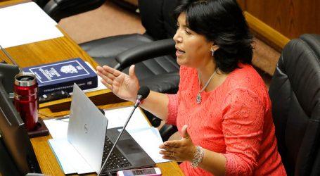 """Senadora Provoste: """"Todo no se puede concentrar en un modelo de AFP"""""""