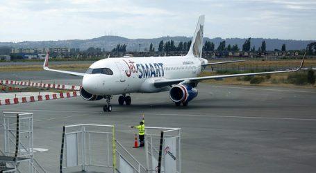 MTT inauguró base de Jetsmart en Antofagasta