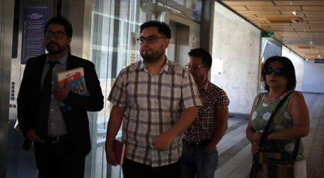 """Profesor imputado por daños al Metro: """"No pensé, actué irracionalmente"""""""