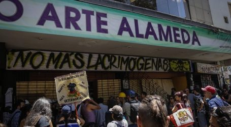 Centro Arte Alameda se querelló por incendio de diciembre pasado