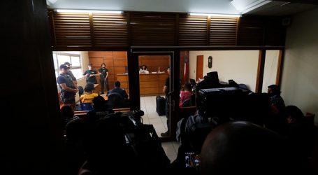 Formalizan a hombre y mujer por cometer homicidio por encargo en Mariquina