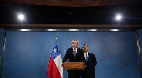 Ministro Blumel rechazó Acusación Constitucional contra el intendente Guevara