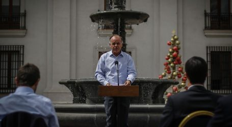 """Gobierno lanzó este viernes la campaña """"Chile se está secando"""""""