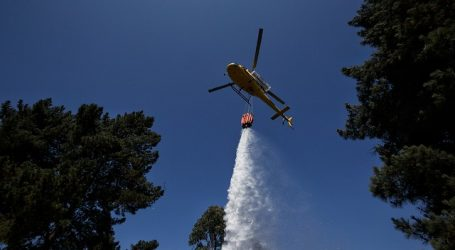 Declaran Alerta Roja para la comuna de Angol por incendio forestal