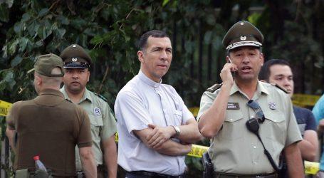 Fiscalía entrega nuevos antecedentes sobre detenido por ataque a iglesia