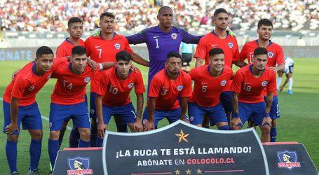 La 'Roja' Sub 23 derrotó a Bolivia en apronte de cara al Preolímpico
