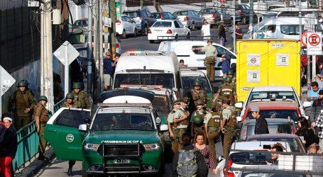 Al menos 81 detenidos por desórdenes durante la primera jornada de la PSU