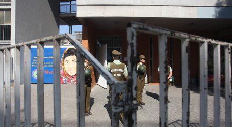 PC criticó querella del Gobierno contra estudiantes por toma del Demre