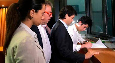 Diputados RN presentaron denuncia contra la CONES y la ACES por la PSU