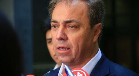 Diputado Eguiguren criticó a sus pares DC por rechazo a aumentar 6% cotización