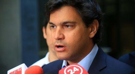 Diputado Torrealba pidió urgencia al plan de eficiencia hídrica