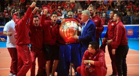 Preolímpico Vóleibol: Venezuela gana cupo olímpico en Monticello