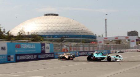F-3: Maximilian Gunther se quedó con la victoria en el Santiago E-Prix 2020