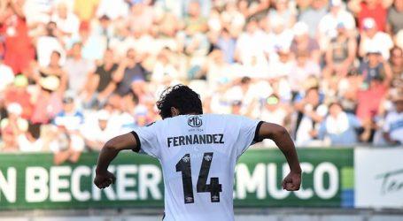 """Matías Fernández: """"Uno no empieza la temporada pensando en jugar una final"""""""