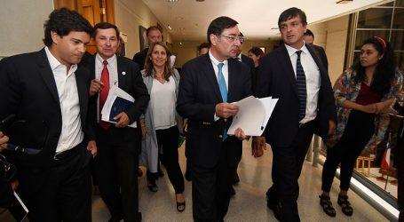 Inicia la revisión de la acusación constitucional contra el Intendente Guevara