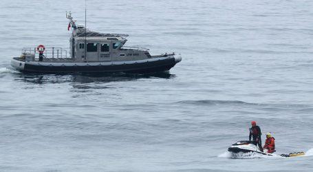 Un muerto y un desaparecido deja choque de embarcaciones en Golfo de Ancud