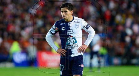 Víctor Dávila ingresó en agónico empate de Pachuca por la Copa MX