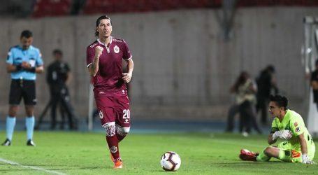 """Jaime Valdés: """"El partido fue difícil, pero trabajamos muy concentrados"""""""