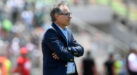 """Ariel Holan: """"Fue un partido duro, pero me voy satisfecho por el resultado"""""""