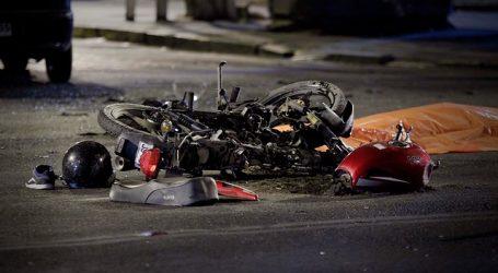 Dos personas murieron en accidente registrado en la Autopista Los Libertadores