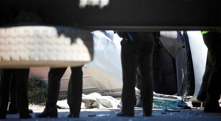 Cuatro personas mueren en choque frontal en ruta que une Calama y Tocopilla