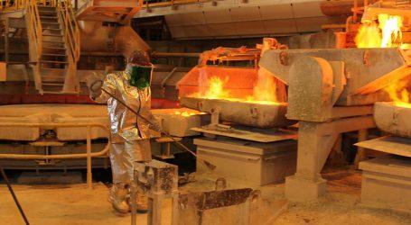 El cobre sufrió fuerte caída ante tensiones entre Estados Unidos e Irán