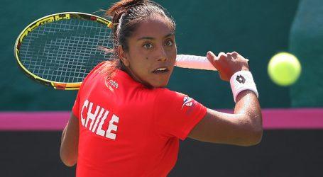 Tenis: Daniela Seguel jugará la final del torneo W25 de Vero Beach