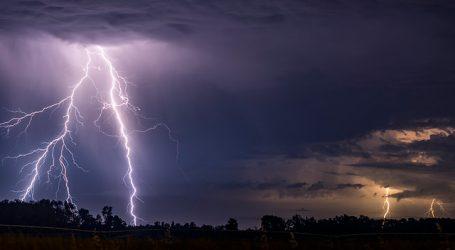 Actualizan Alerta Amarilla para el Tamarugal por tormentas eléctricas