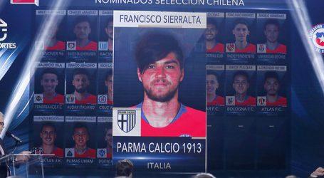 Serie B italiana: Francisco Sierralta debutó por el Empoli en empate ante Chievo