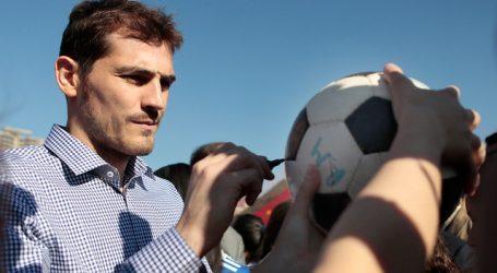Iker Casillas anuncia su candidatura a la presidencia del fútbol español