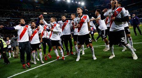 El TAS mantuvo a River Plate como campeón de la Copa Libertadores 2018
