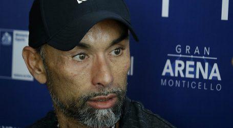 Tenis: Marcelo Ríos renunció al equipo chileno de Copa Davis
