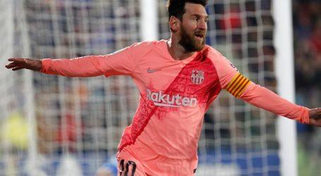 """Leo Messi: """"En ningún momento se me ocurrió irme del Barça y ahora tampoco"""""""